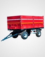 2Axle Dumper Trailer