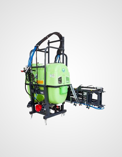 Automatic Type Spraying Machine - Kritikos S.A.