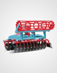 Disc Harrow with 22 Discs - Kritikos S.A.