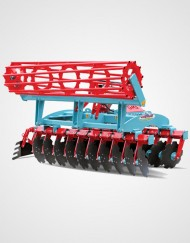 Disc Harrow with 26 discs - Kritikos S.A.