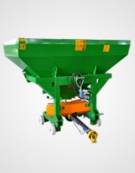 Hanged Type Fertilizer 500 Lt. - One (1) Disc