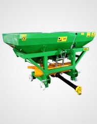 Hanged Type Fertilizer 500 Lt. - Two (2) Discs