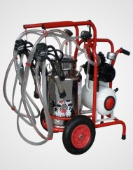 Portable Milking Machine for One Cow - Kritikos S.A.