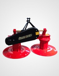 Hydraulic Rotary Drum Mower 190 cm - Kritikos S.A.