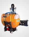 Hydraulic Spraying Machine 800 Lt - Kritikos S.A.