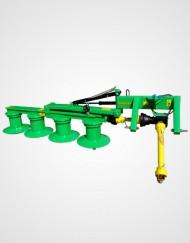 Hydraulic Rotary Drum Mower 270 cm - Kritikos S.A.