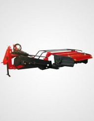 Disc Mower with Crusher 205sd - Kritikos S.A.