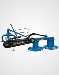 OTCB-165 Hydraulic Rotary Drum Mower 165 cm