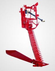 Hydraulic Double Bladed Mower 165 cm - Kritikos S.A.