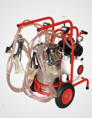 Portable Milking Machine for 2 Ewes