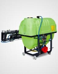 Fixed Type Spraying Machine - Kritikos S.A.