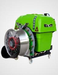 Master Type Turbo Spraying Machine - Kritikos S.A.