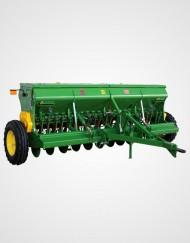 Grain Drill Machine - Kritikos S.A.